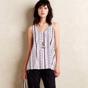 Puella (Anthropologie) North South Swing tank
